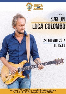Luca Colombo Stage